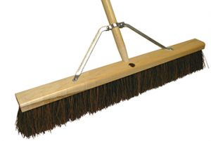 Roofers Felt Brooms