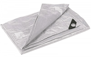 White Heavy Duty Tarps